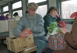 Бессоница у пожилых людей.